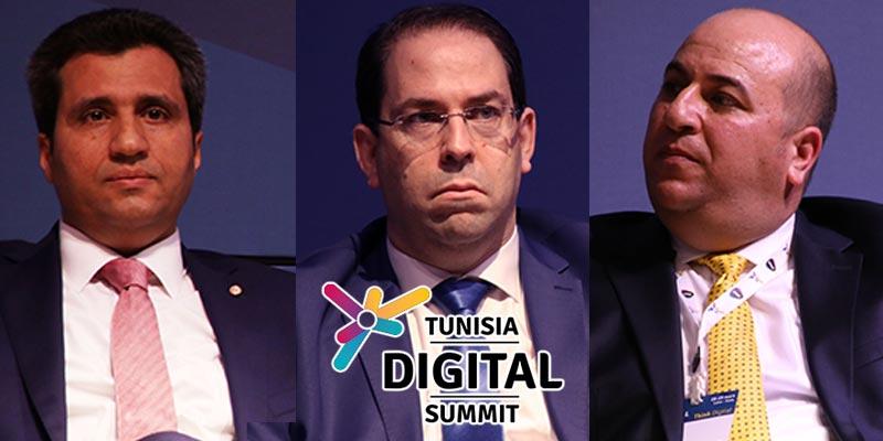 En vidéos : Revivez l'ouverture du Tunisia Digital Summit