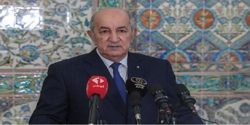 الرئيس الجزائري يعلن الاستعانة بالفرق الطبية العسكرية في مواجهة وباء كورونا