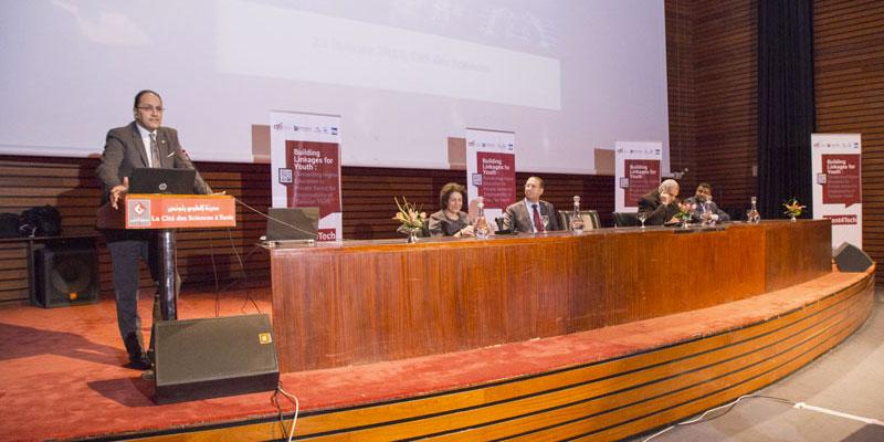 Talent4Tech : un espace de rencontre et d'échange entre les entreprises TIC et les étudiants ISETs de la filière TIC