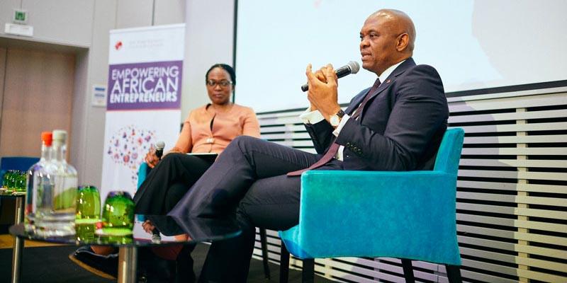 La Fondation Tony Elumelu accueille à Bruxelles de grandes institutions financières