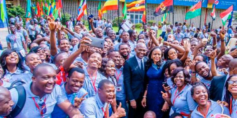 5 000 entrepreneurs à Lagos pour le plus grand rassemblement en Afrique