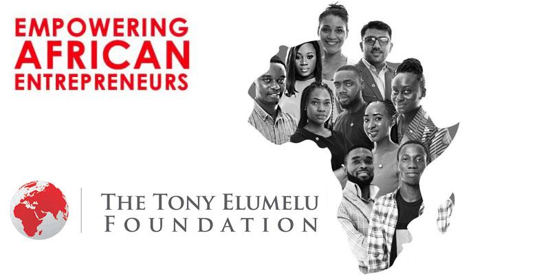 La Fondation Tony Elumelu annoncera le 22 mars les nouveaux sélectionnés pour son programme