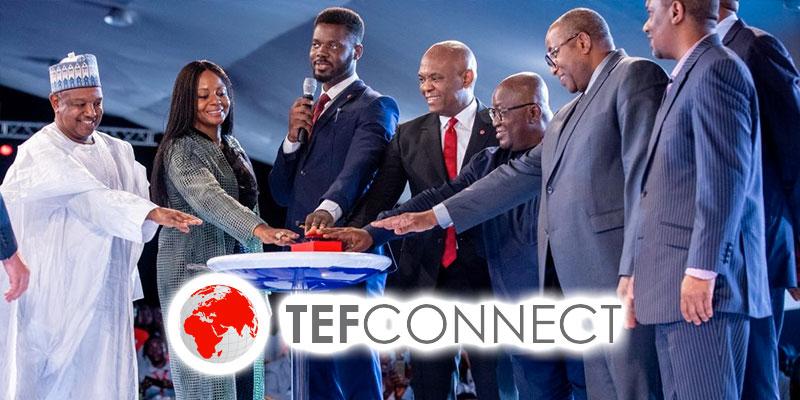 Lancement de TEFConnect.com le Facebook pour les entrepreneurs africains