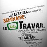 JCI Ezzahra : Séminaire sur le Télétravail et le téléservice
