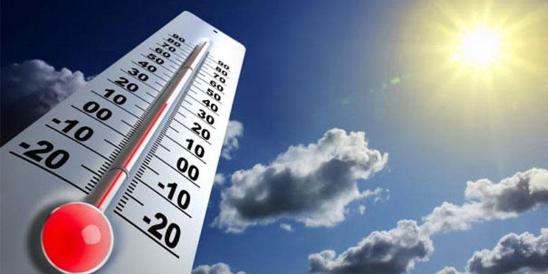 Températures jusqu'à 47°C, demain
