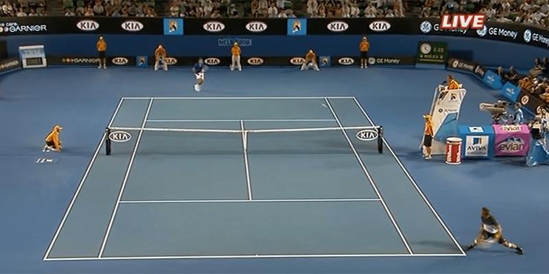 لاعبان من نجوم التنس ينسحبان من بطولة ''أستراليا المفتوحة''