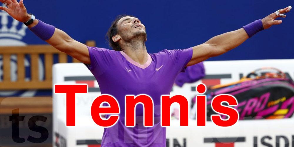 Nadal remporte le tournoi de Barcelone