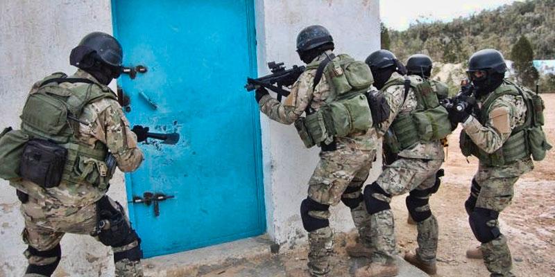 Trois terroristes éliminés à Sidi Bouzid