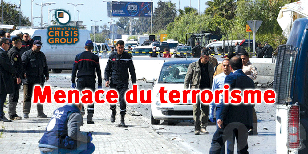 ICG met en garde la Tunisie contre une recrudescence du terrorisme