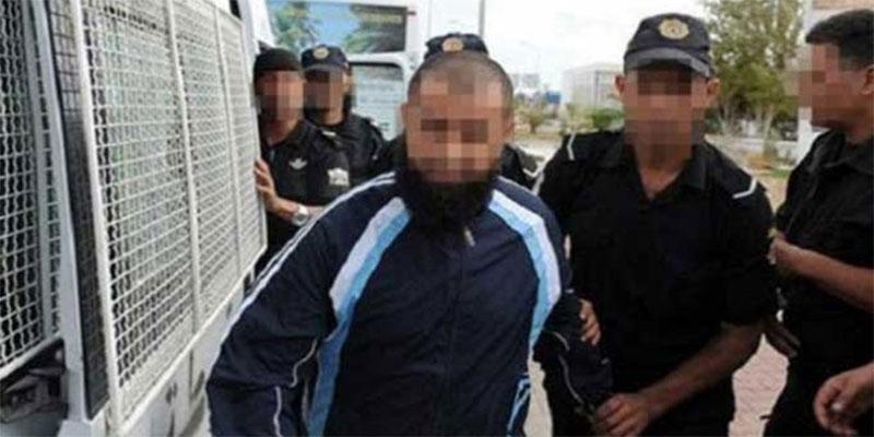 القبض على شخص يشتبه في انتمائه الى تنظيم ارهابي بسليانة