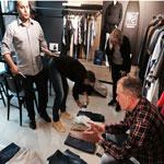 Les textiliens tunisiens à la recherche de bonnes affaires aux pays bas