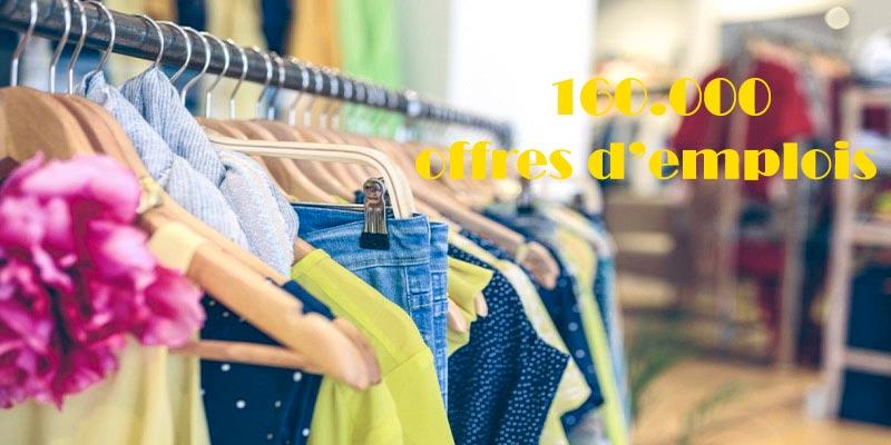 La capacité d'employabilité du secteur du textile dépasse les 160 milles postes, selon la Fédération tunisienne du textile