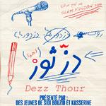 Dezz Thour : La constitution sous l'œil artistique des jeunes de Kasserine et Sidi Bouzid