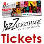 Démarrage de la vente des billets du Jazz à Carthage
