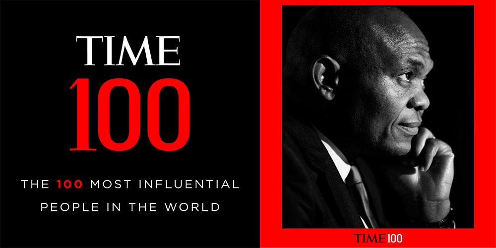 Tony Elumelu parmi les 100 personnes les plus influentes du monde