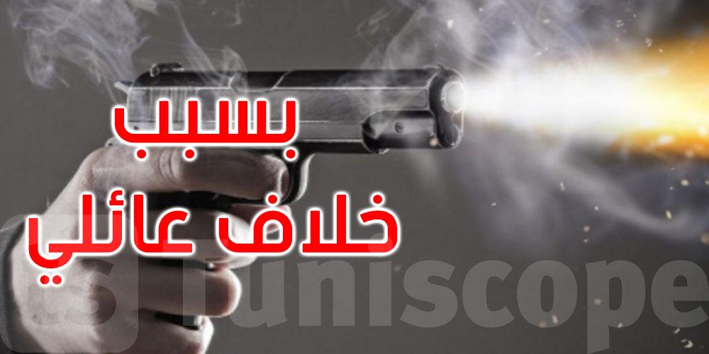 الكاف: عون حرس يطلق النار على زوجته