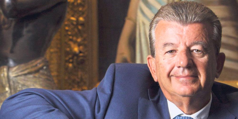 Tarak Ben Ammar remporte le prix du meilleur producteur et distributeur en Italie