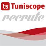 TUNISCOPE et PROSDELACOM recrutent