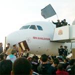 L'avion de Tunisair vient de décoller de la Libye