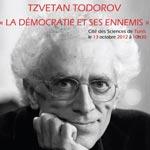 'La démocratie et ses ennemis', conférence de Tzvetan Todorov le 13 octobre 2012