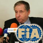 Jean Todt accueilli en Passat en Tunisie