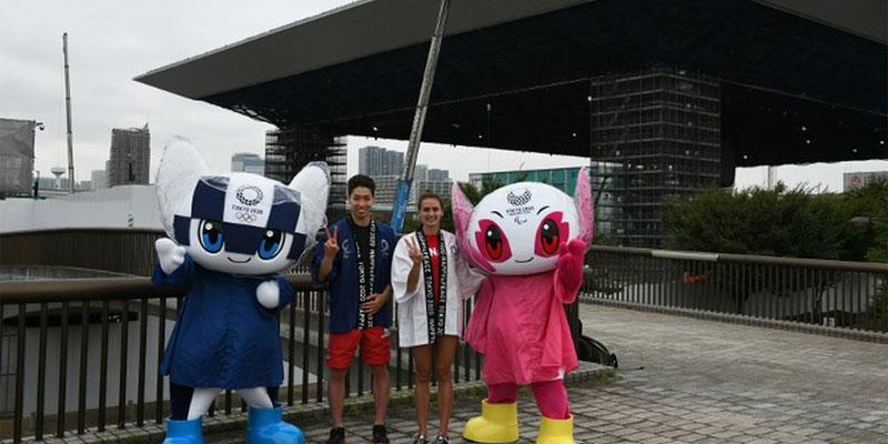 أولمبياد طوكيو 2020: استخدام نظام عالي الدقة للتعرف على الوجوه