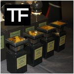 En photos : TOM FORD présente sa nouvelle collection Les Extraits Verts