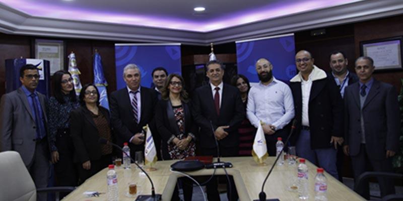 TOPNET signe un partenariat stratégique avec La Poste Tunisienne