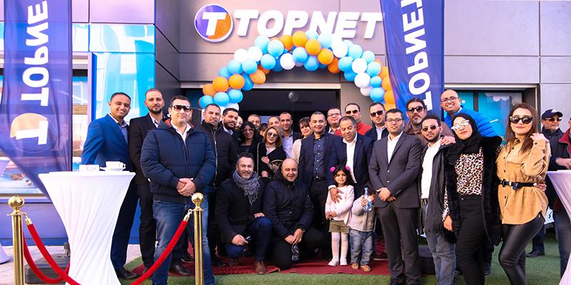 En vidéo : TOPNET inaugure sa nouvelle agence comerciale à GABES