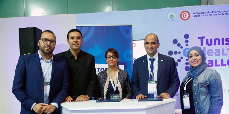 TOPNET et le Syndicat des Pharmaciens d'Officine de Tunisie signent un partenariat technologique