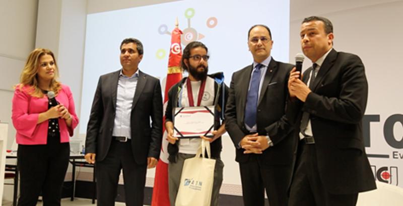 Olympiades Tunisiennes de Résolution des Problèmes – TOPS 2018