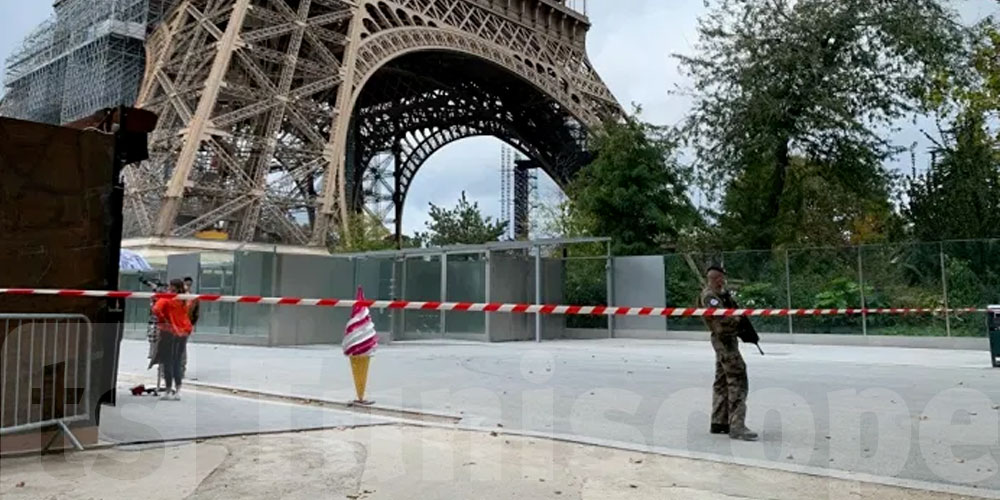 A Paris, la Tour Eiffel évacuée après une alerte à la bombe