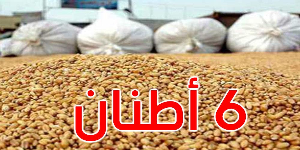 توزر: حجز 6 أطنان من الشعير العلفي وتحرير 16 مخالفة هذا الأسبوع