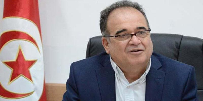 محمد الطرابلسي: لم يتم بعد حجب أجور الأساتذة