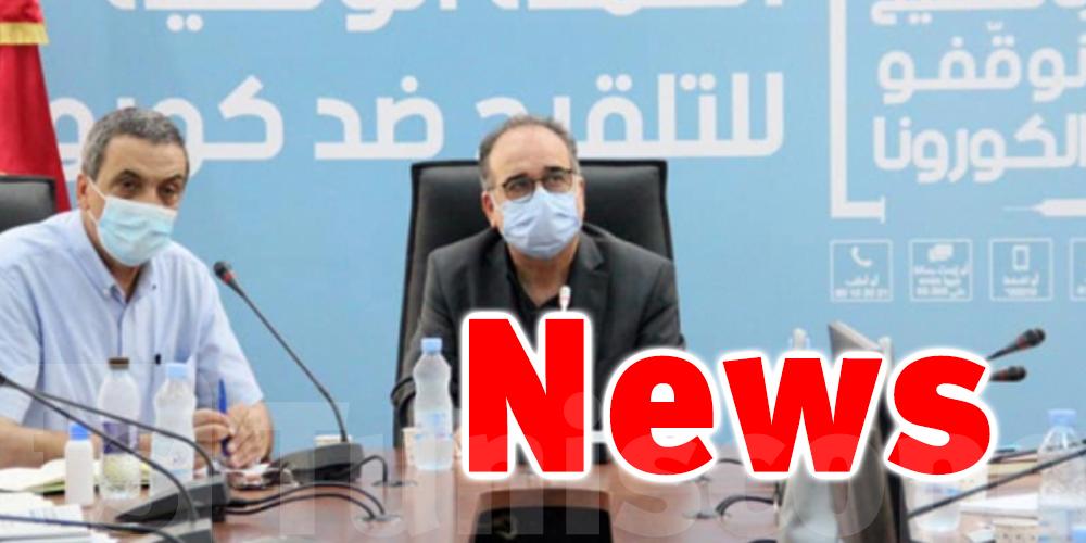 Tunisie-coronavirus : Les bonnes nouvelles du ministre de la Santé
