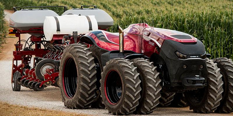 L'agriculture tunisienne accueille un tracteur intelligent avec un système de navigation chinois