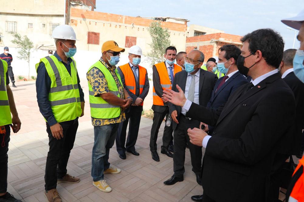 تونس تتمسّك باستكمال مشروع الشبكة الحديدية السريعة رغم ما لقيه من صعوبات