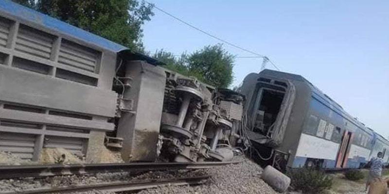 Accident de train de Sousse, les résultats de l'enquête après 12 jours