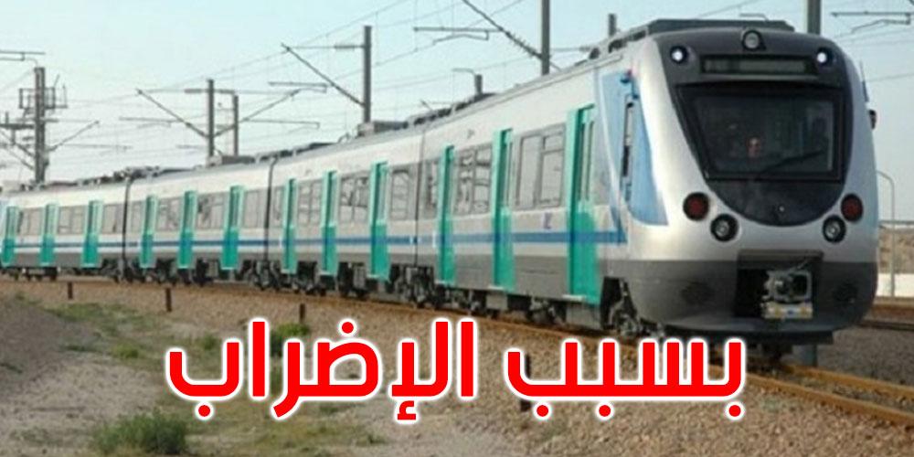 حذف القطار الرابط بين تونس والكاف في الاتجاهين
