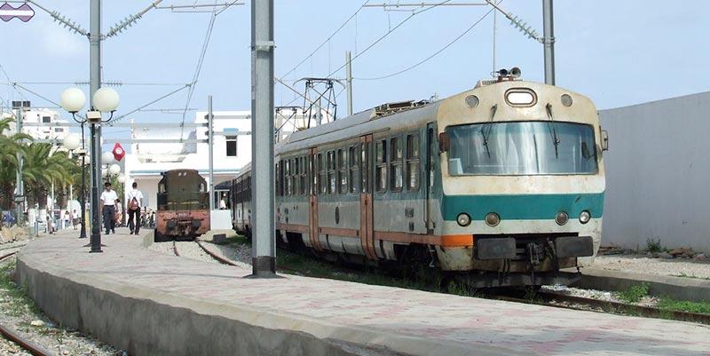 La ligne Tunis-Sousse à nouveau opérationnelle