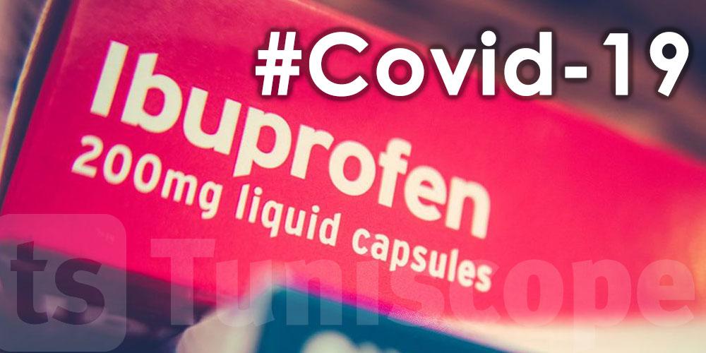 L'ibuprofène, un traitement contre le Covid-19 ?