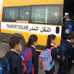 نحو الترفيع في اشتراكات النقل المدرسية