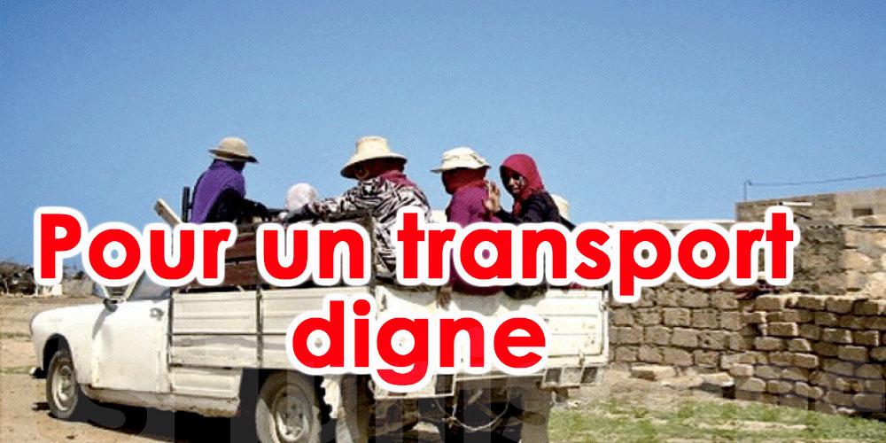 Chakchouk : Manque de volonté et hésitation freinent l'investissement dans le transport des ouvriers agricoles