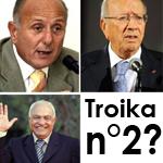 Caïd Essebsi, Chebbi et Ahmed Brahim : La naissance d'une Troïka de l'opposition ?