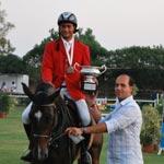 Les trophées 114 au club d'équitation de la Soukra