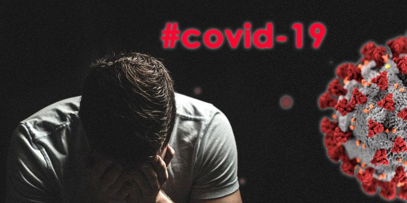 Le Covid-19 provoque des troubles psychiques, estiment des scientifiques