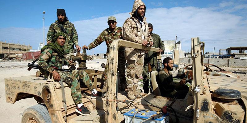 A Tripoli, échanges de tirs entre les troupes de Haftar et celles d'Al Sarraj