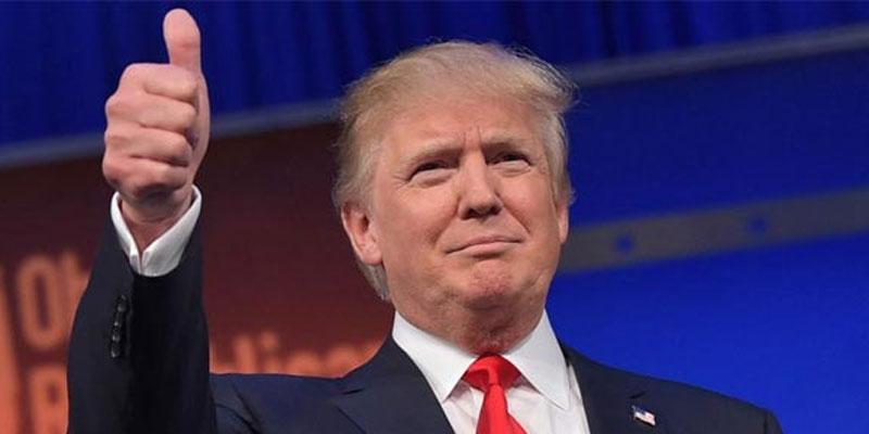 Trump : Jusqu'ici, tout va bien!