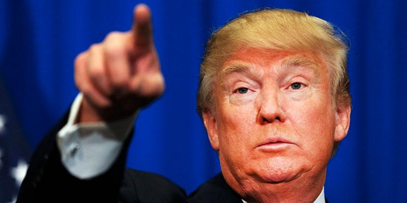Trump insinue qu'il n'a pas parlé de ''pays de merde''