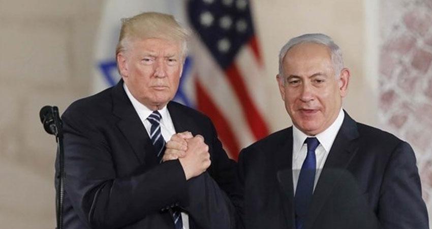واشنطن تعد وثيقة رسمية للاعتراف بسيادة إسرائيل على الجولان<
